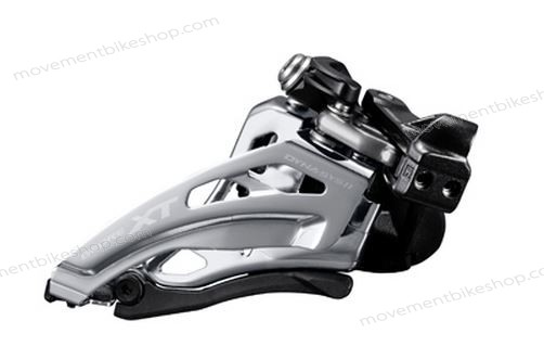 Shimano On Sale - Deore front derailleur / XT M8020 11V Side Swing Low Double Clamp 2016 Quick Delivery ✔ - Shimano On Sale Deore front derailleur / XT M8020 11V Side Swing Low Double Clamp 2016 Quick Delivery ✔-01-0