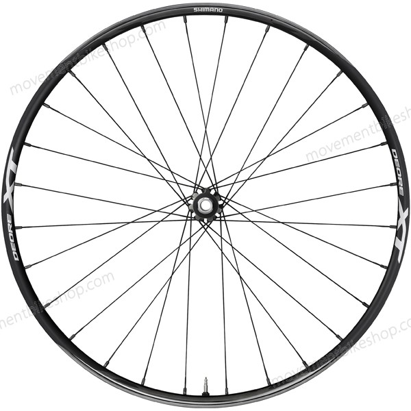 Shimano On Sale - XT Front Wheel Trail Disc M8020 27.5 ✔ On promotion - Shimano On Sale XT Front Wheel Trail Disc M8020 27.5 ✔ On promotion-01-0