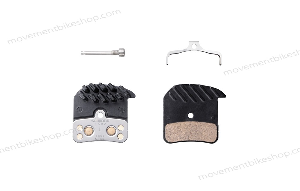 Shimano On Sale - Saint M810 M820 Zee M640 Organic Disc Brake Pads (H01A) At Discount Prices ⊦ - Shimano On Sale Saint M810 M820 Zee M640 Organic Disc Brake Pads (H01A) At Discount Prices ⊦-01-1