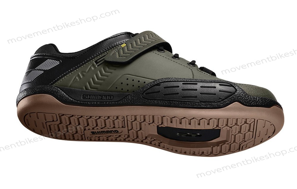 Shimano On Sale - AM5 MTB Shoes Kaki 2016 ♠ ♠ With The Best Price - Shimano On Sale AM5 MTB Shoes Kaki 2016 ♠ ♠ With The Best Price-01-2