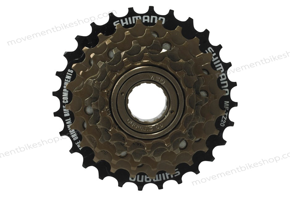 Shimano On Sale - MF-TZ20 6 Speed Cassette 14-28 At a Discount ⊦ ⊦ - Shimano On Sale MF-TZ20 6 Speed Cassette 14-28 At a Discount ⊦ ⊦-01-1