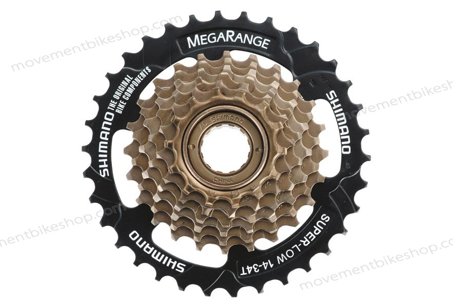 Shimano On Sale - MF-TZ31 7 Speed Cassette 14-34 At a Discount 48% ♠ - Shimano On Sale MF-TZ31 7 Speed Cassette 14-34 At a Discount 48% ♠-01-1