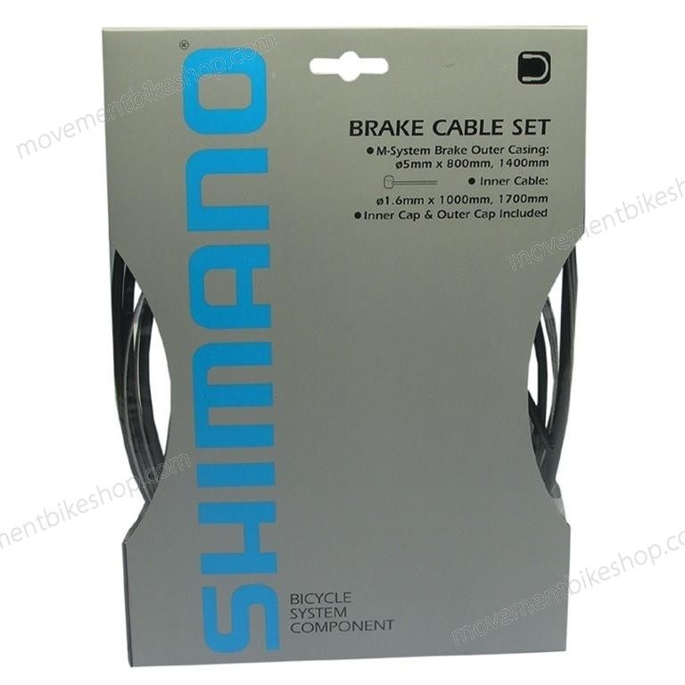 Shimano On Sale - Kit Cables and Housing STANDARD for Brakes At Lower Price ★ ★ - Shimano On Sale Kit Cables and Housing STANDARD for Brakes At Lower Price ★ ★-01-1