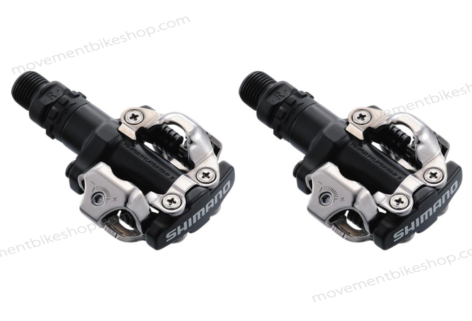 Shimano On Sale - M520 Clipless SPD MTB Pedals Black ♠ 60% Off - Shimano On Sale M520 Clipless SPD MTB Pedals Black ♠ 60% Off-31