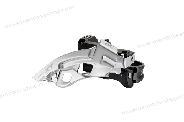 Shimano On Sale - XT M780 Top Swing 3x10sp Front Derailleur - 31.8mm/34.9mm ★ ★ ★ Best Price Guaranteed - Shimano On Sale XT M780 Top Swing 3x10sp Front Derailleur 31.8mm/34.9mm ★ ★ ★ Best Price Guaranteed-31