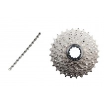 Chain Shimano On Sale ULTEGRA/DEORE XT CN-HG701 + Cassette ULTEGRA 6800 11s Bundle ♠ ♠ Price At a Discount-20