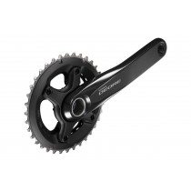 Shimano On Sale Deore FC-M6000-B2 Boost Crankset 10s 36/26T Black Best Price Guaranteed ♠ ♠ ♠-20