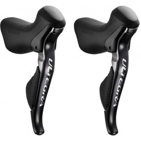 Shimano On Sale - Ultegra 6870 Di2 Levers 2x11 Speed Black (Pair) ✔ ✔ On Sale