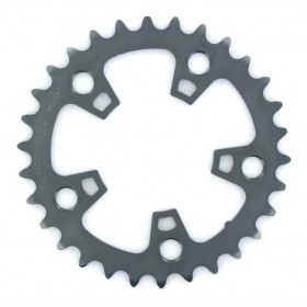 Shimano On Sale - ULTEGRA FC-6703 Chainring Triple 30T 10S Grey With Unbeatable Price ★ ★