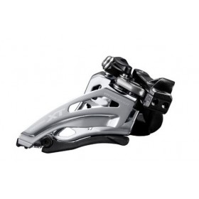 Shimano On Sale - Deore front derailleur / XT M8020 11V Side Swing Low Double Clamp 2016 Quick Delivery ✔