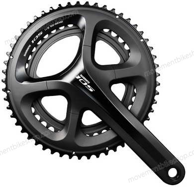 Shimano On Sale - 2015 Crankset 105 5800 2x11 Speed Compact 50-34 Teeth Black With Reliable Quality ♠ ♠ ♠ - Shimano On Sale 2015 Crankset 105 5800 2x11 Speed Compact 50-34 Teeth Black With Reliable Quality ♠ ♠ ♠-31