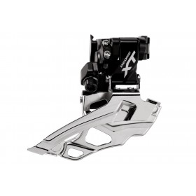 Shimano On Sale - XT M786 2x10sp Conventional Front Derailleur - Black With Quick Delivery ⊦ ⊦ ⊦