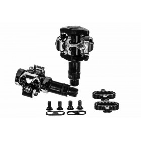 Shimano On Sale - M505 Pedals Black Sell At a Discount 43% ⊦ ⊦ ⊦