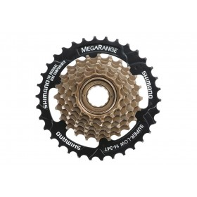 Shimano On Sale - MF-TZ31 7 Speed Cassette 14-34 At a Discount 48% ♠